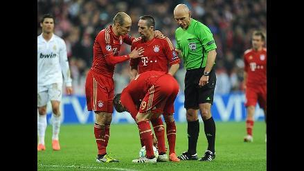 Philipp Lahm: Pelea entre Ribery y Robben es cosa del pasado