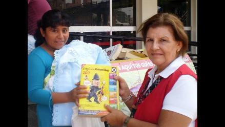 Continúa campaña para ayudar a pacientes del Hospital del Niño