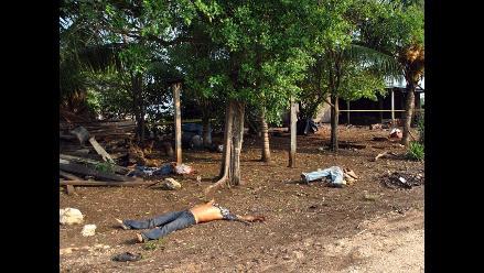 Asesinan a cuatro personas junto a panteón en Ciudad Juárez