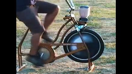 Ciclistas en EE.UU. aprovechan el uso de energía gracias a tecnologías mayas