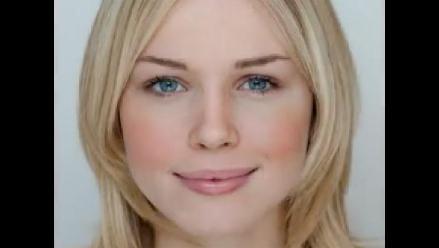 Florence Colgate, la británica con el rostro más bello de su país