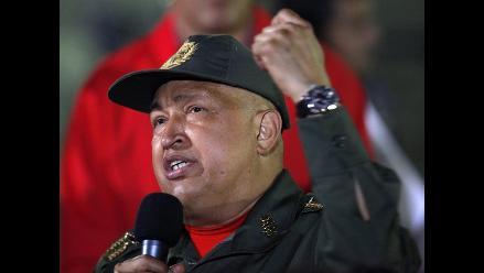 Chávez es el candidato del oficialismo, afirma vicepresidente