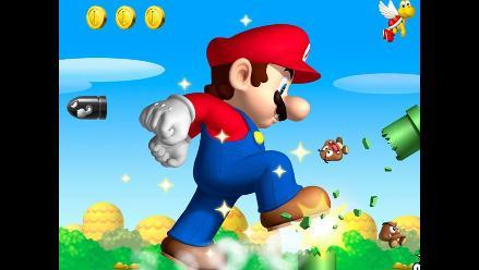 Usan videojuego Super Mario Bros para campaña política