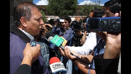 Cajamarca: Marco Arana anuncia marcha regional contra Conga