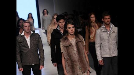 Basement presenta su última colección en el Perú Moda 2012