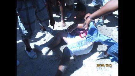 Paita: Realizan vigilia por pescador muerto en enfrentamiento con PNP