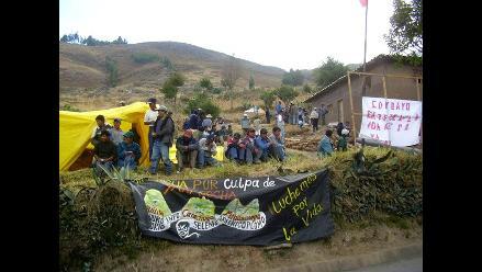 Gobierno inicia diálogo con pobladores y autoridades por Conga