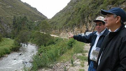 Agua para consumo humano en Cajamarca es prioridad del gobierno