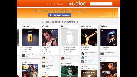 Loudlee, el Pinterest de la música