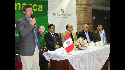 Cajamarca: Viceministros exponen conclusiones al peritaje de Conga