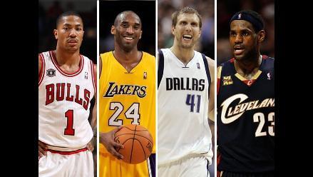 Conozca los cruces del inicio de los playoffs de la NBA