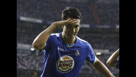 Getafe disputará amistosos en Venezuela ante Deportivo Lara y Caracas