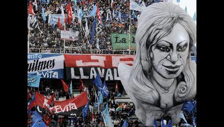 Argentina respalda la decisión de Cristina Fernández de recuperar YPF