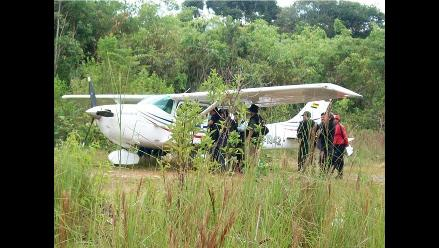 Trasladarán a Madre de Dios avioneta boliviana intervenida en Puno