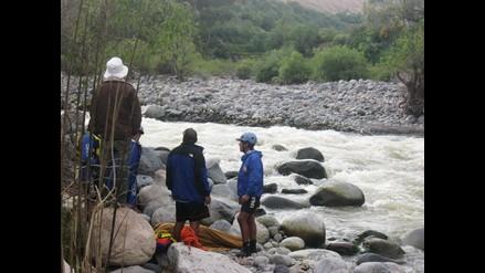 Arequipa: Hallan cuerpo de joven que cayó al río Chili