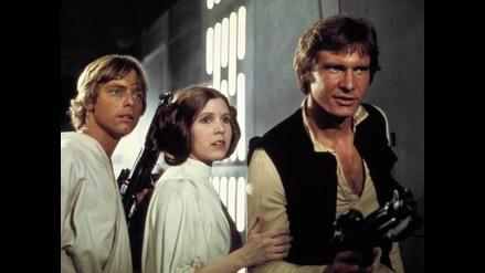 Primera entrega de Star Wars cumple 35 años