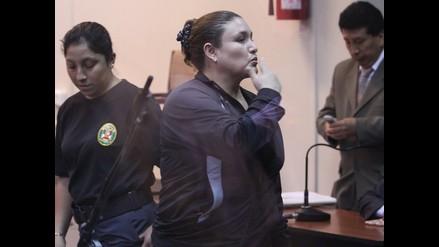 Abencia Meza recibe su cumpleaños 40 encerrada en prisión