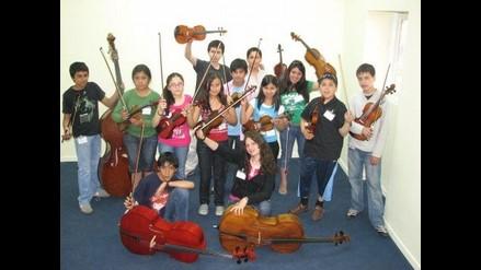 Concierto inaugural de la Orquesta Sinfónica Infantil