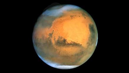 ¡Increíble! El planeta Marte está lleno de agua