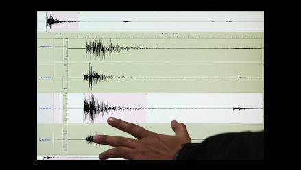 Fuerte sismo sacudió el norte de Chile