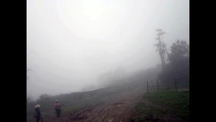 Arequipa: Preocupación por bajas temperaturas en Condesuyos