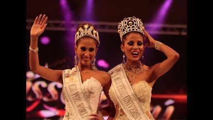 Cindy Mejía y Melissa Paredes, las dos nuevas soberanas del Perú