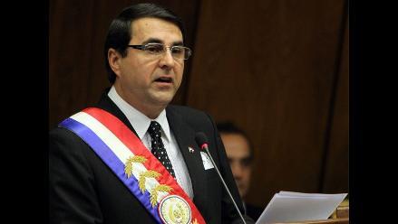 Franco anuncia que continuará proyectos de Lugo