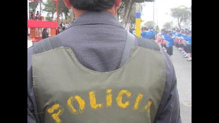 Chiclayo: Investigan a más policías que apoyaron a vendedores de droga