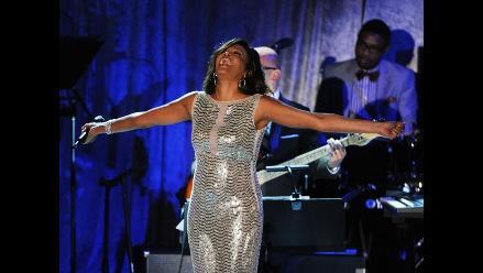 Últimas grabaciones de Whitney Houston se incluirán en cinta Sparkle