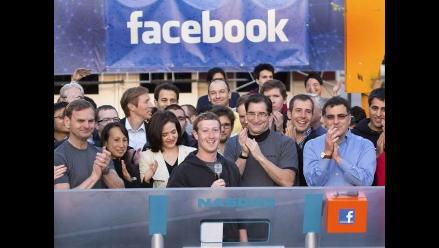 Poco éxito de Facebook enfría salidas a bolsa en EEUU