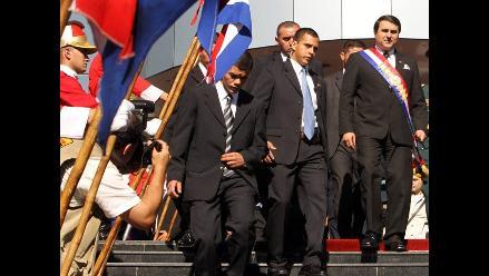 Misión de OEA encabezada por Insulza inicia observaciones en Paraguay