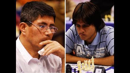 Julio Granda y Emilio Córdova desconvocados de selección de ajedrez