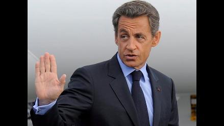 Registran domicilio y despacho del expresidente Nicolas Sarkozy