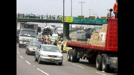 MML tras paro de transportistas: El balance es positivo para la ciudad