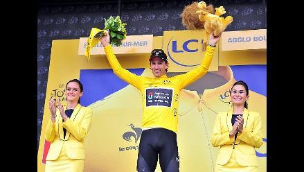 Fabian Cancellara lidera la clasificación general del Tour de Francia