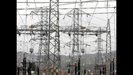 Perú sólo tiene 6% de reserva para cubrir fallas del sistema eléctrico