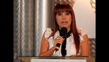 Abogados de Magaly Medina insisten en su inocencia por caso Vismara