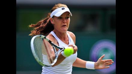 Radwanska considera difícil a Serena Williams en la final de Wimbledon