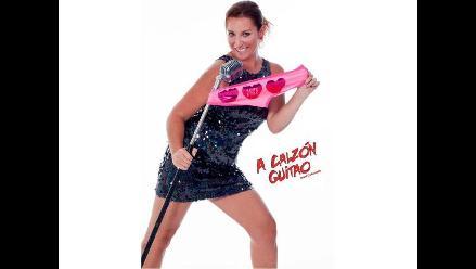 Fabiola Arteaga presentará en Tacna exitoso stand up comedy