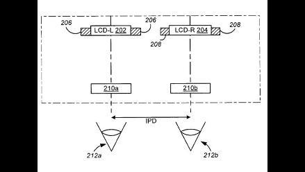 Apple patenta gafas similares a Google Glass