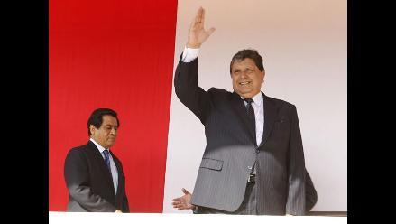 Megacomisión recomienda denunciar a Alan García y José Antonio Chang