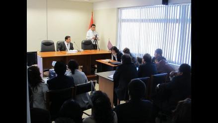 Quince manifestantes de Celendín serán internados en penal de Picsi