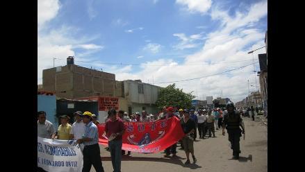 Sutep Cajamarca: Los maestros no tenemos motivos para celebrar
