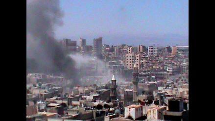 Crímenes de régimen sirio no quedarán impunes