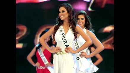 Elba Fahsbender es oficialmente la nueva Miss Perú Mundo