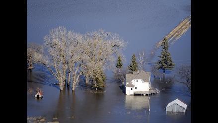 Ascienden a 78 los muertos por inundaciones en el sur de Rusia