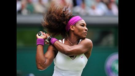 Serena Williams enfrenta a Radwanska por título femenino de Wimbledon