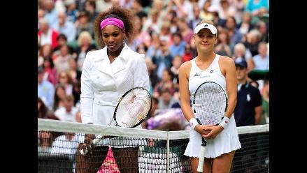 Reviva el triunfo de Serena Williams sobre Agnieszka Radwanska