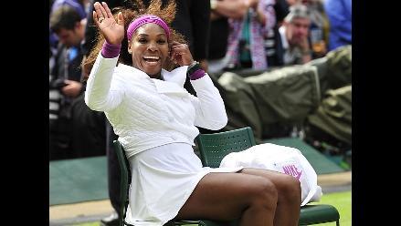 Serena Williams y su éxito que no conoce de límites físicos en el tenis