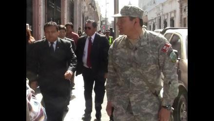Ministro Urquizo: Terroristas están infiltrados en conflictos sociales